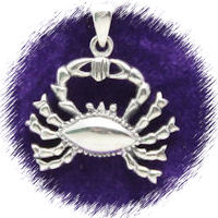 Crab (ornate)